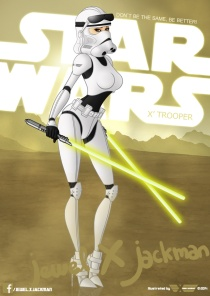 X -Trooper by Jewel x Jackman