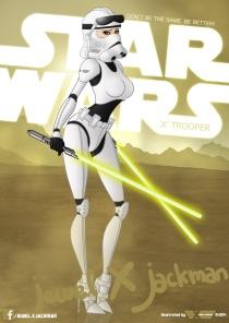 X -Trooper by Jewel x Jackman