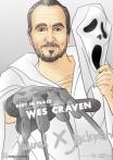 RIP Wes Craven by Jewel x Jackman
