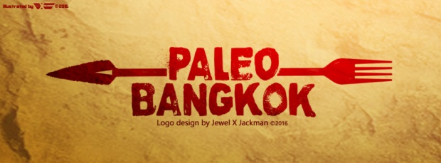 PaleoBangkok Cover by Jewel x Jackman