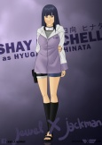 Hinata Shay by Jewel x Jackman1
