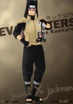 Kankuro Evan by Jewel x Jackman1