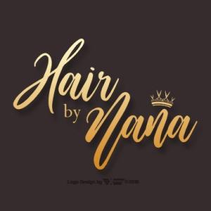 HairbyNana Logo by Jewel x Jackman