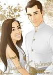 Nikki&Michael by Jewel x Jackman
